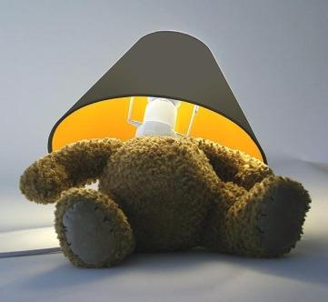 Teddy Bear Lamp Shade