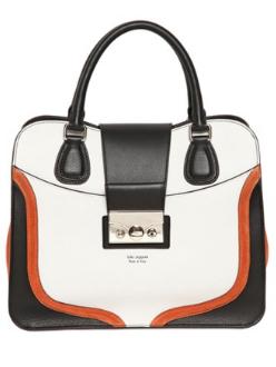 Italian Chic Tullio Zepponi Color Block Bag