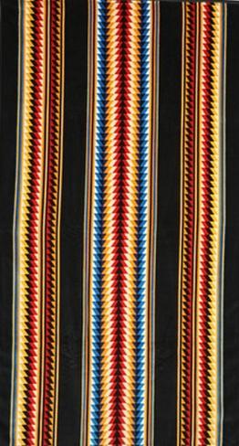 Pendleton Beach Towel Striped