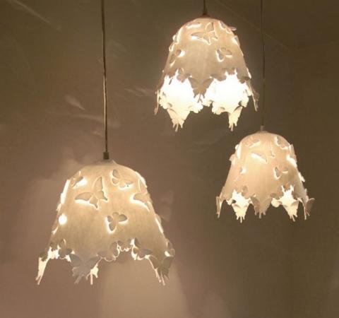 Unique Modern Pendant Lighting Shade