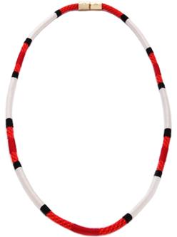 Holst + Lee Buy Coral Snake Necklace