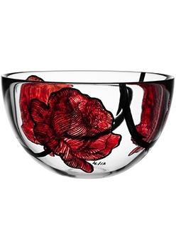 Beautiful Kosta Boda Crystal Glass Bowls