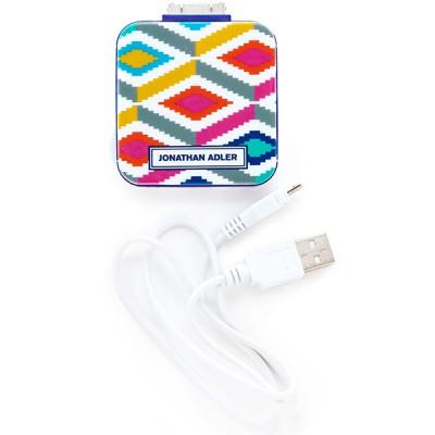 Jonathan Adler Chic Iphone Battery Pack
