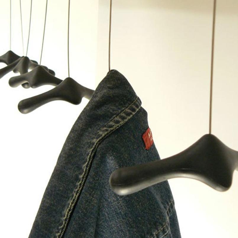 Alternative Ways To Hang Clothes