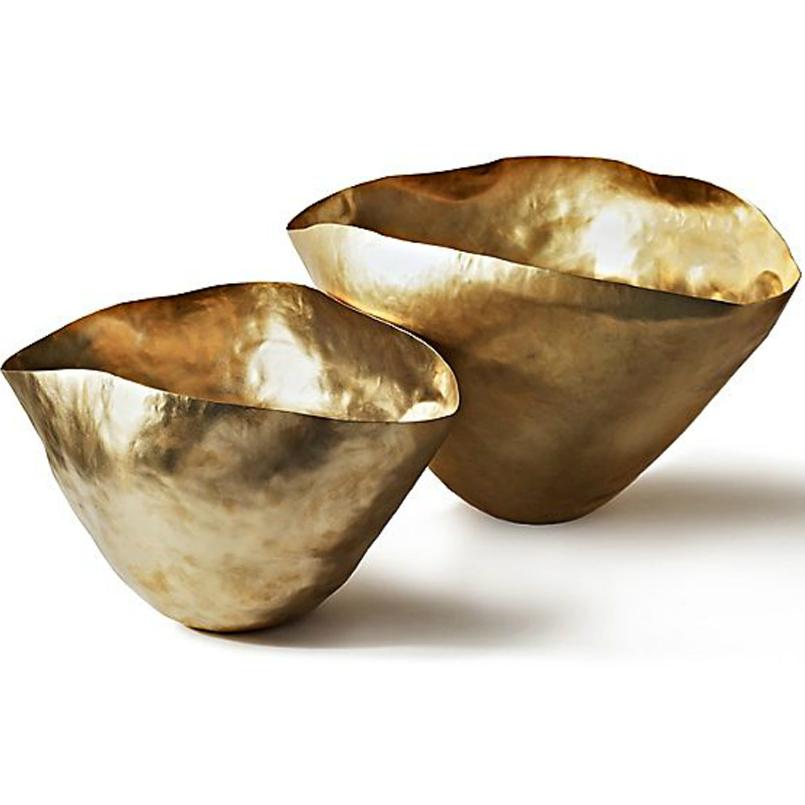 Tom Dixon Design classic Modernism Brass Vase