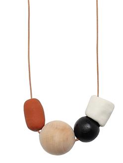 Ceramic Necklace Beads