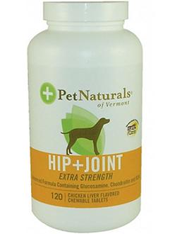 Daily Dog Vitamins Hip / Joint 120 Pills