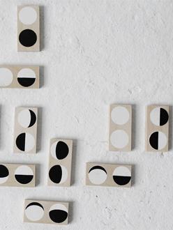 Unique Domino Sets