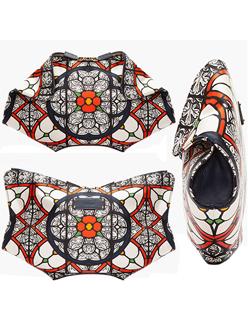 Unique Clutch Bags By Alexander McQueen