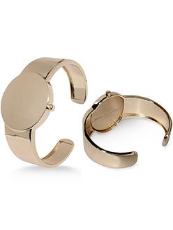 Bracelet Cuff Watch