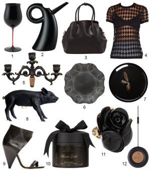12 Lustworthy Pieces - Back In Black