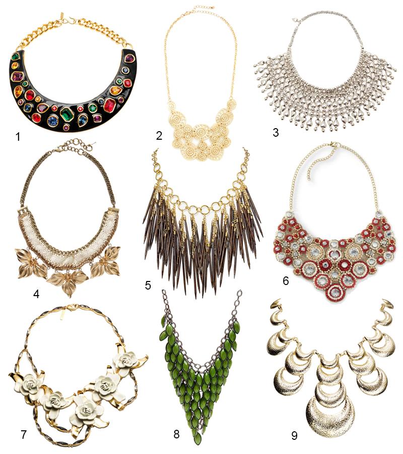 Bib Necklaces - CuratedCool.com