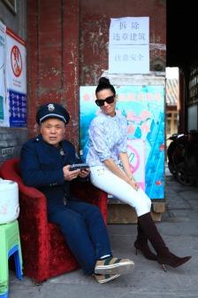 China - Beijing Street Style Lookbook