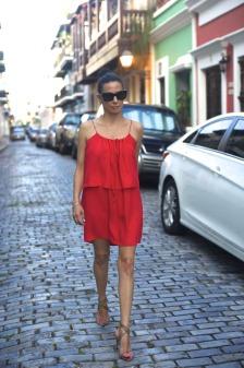 Puerto Pico - Old San Juan Street Style Lookbook