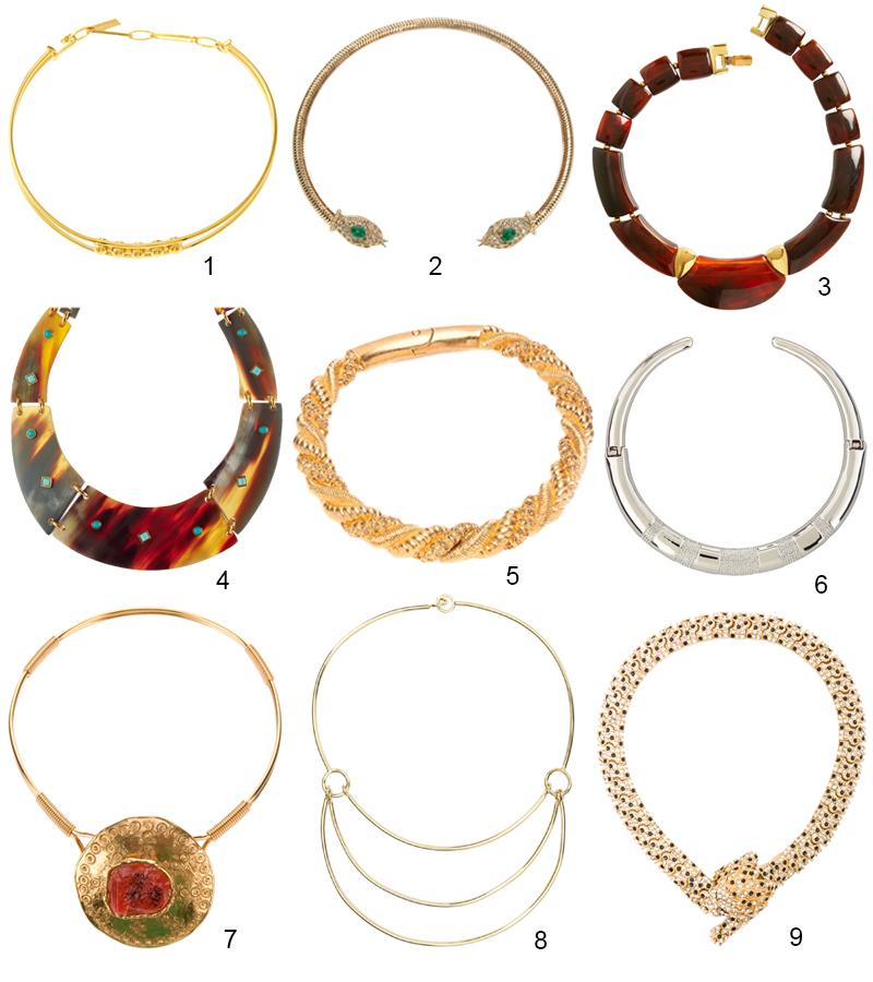 Chic & Minimal Choker Necklace