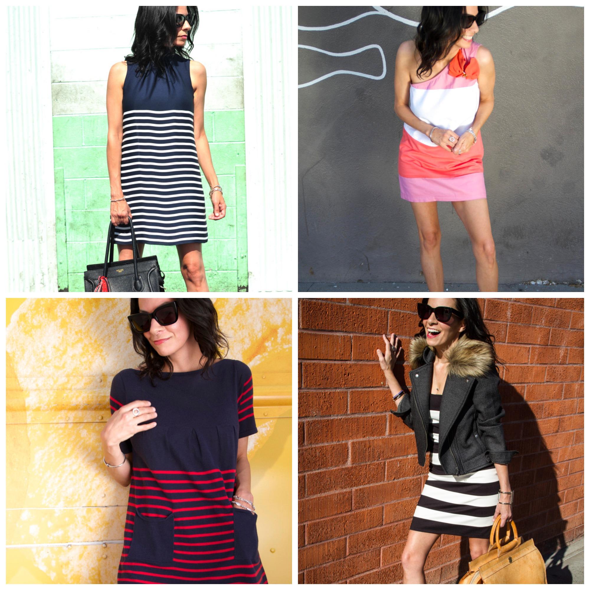 Never Buy The Same Striped Dress