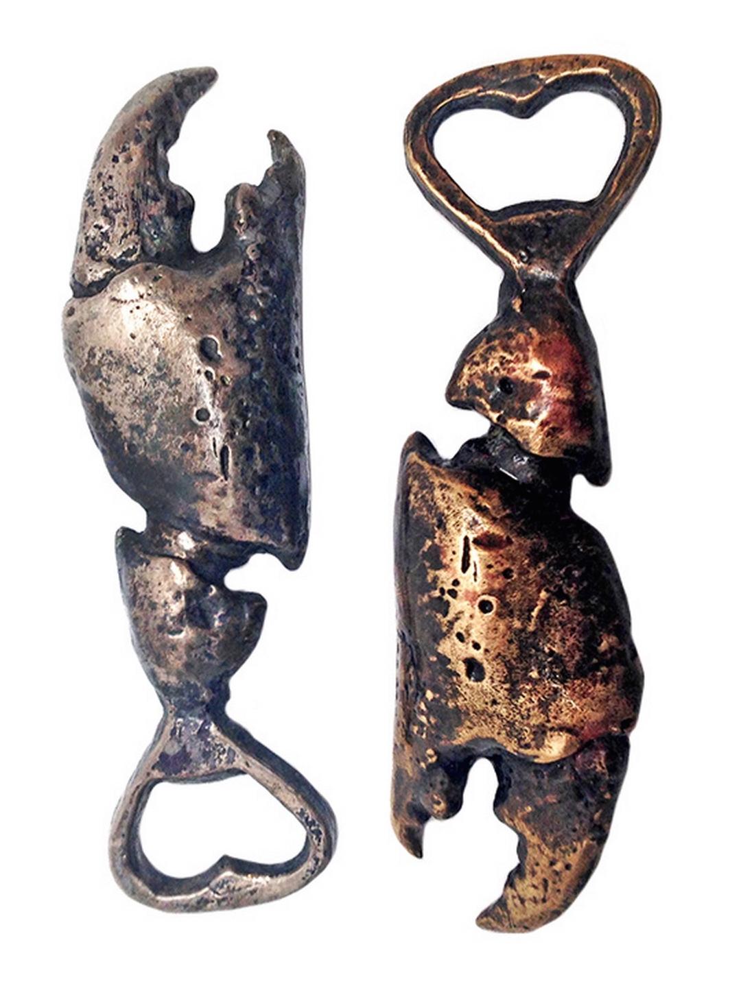 Brass Bottle Opener - Perry Gargano
