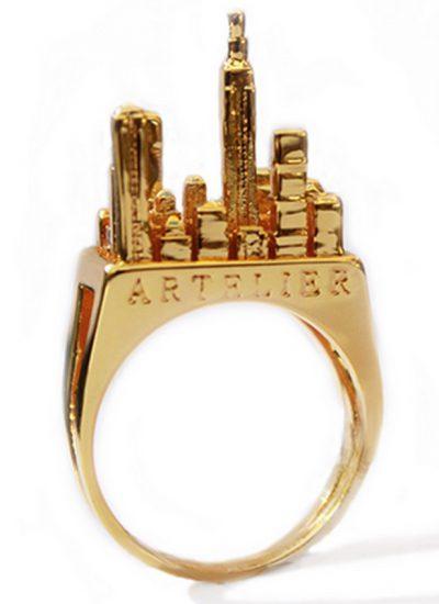 Cristina Ramella Cool Ring