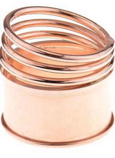 Aamaya by Priyanka Rose Gold Ring