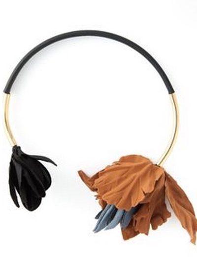Marni Flower Choker Necklace