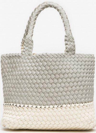Montauk Woven Summer Tote Bag