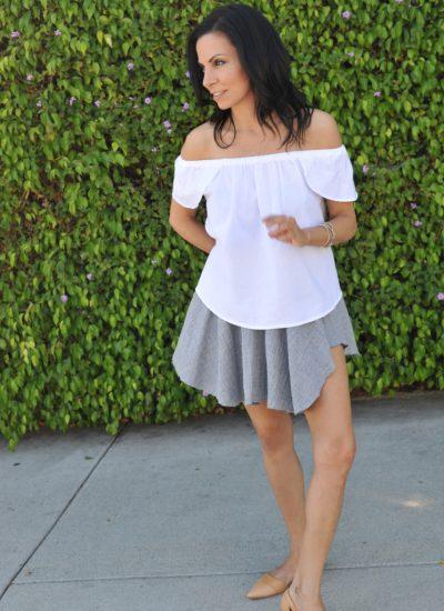Ode To Summer Luisa Et La Luna Skirt
