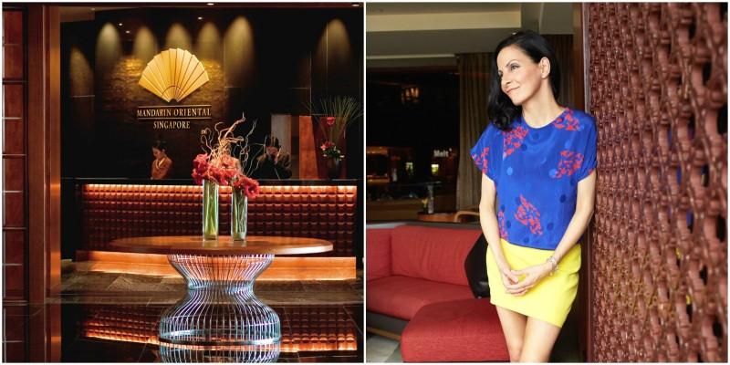 Where To Stay Singapore Mandarin Oriental