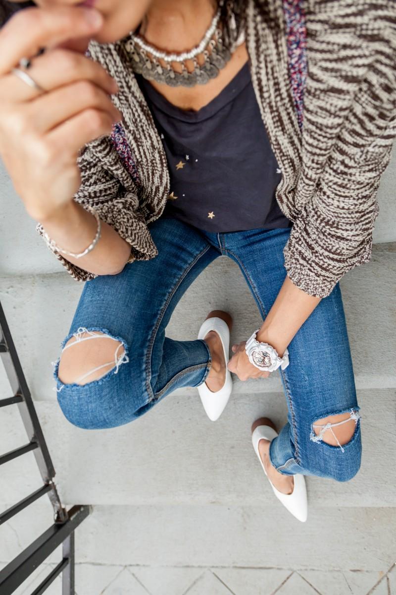 Styling Athleisure Accessories G Shock S Series Watch